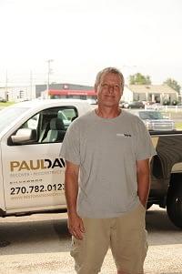 Bob Beach, Lead Water Technician