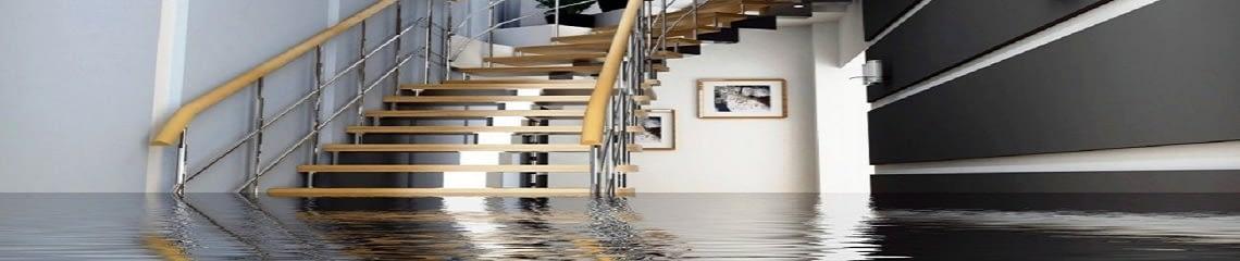 water damage restoration by Paul Davis