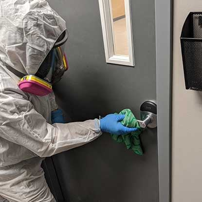 COVID-19 Commercial Cleaning