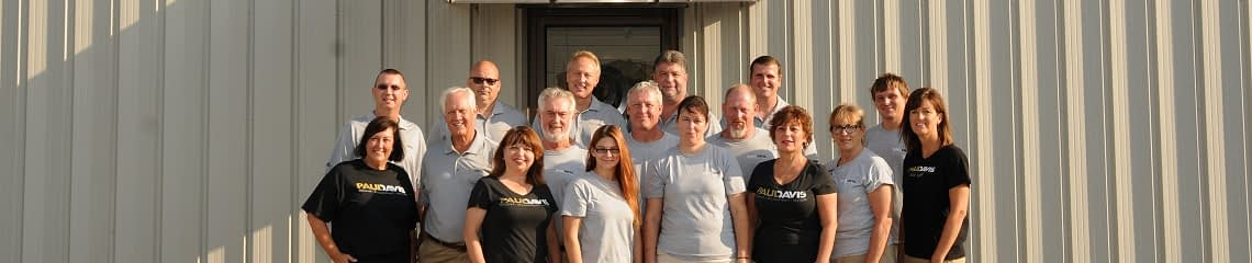 Our team at Paul Davis Restoration of Bowling Green, KY